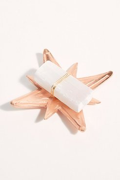 Crystal Star by Ariana Ost at Free People, Rosegold, One Size