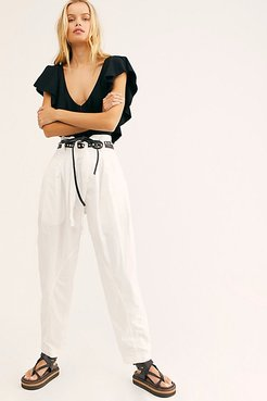 Isadora Cinch Pants by Free People