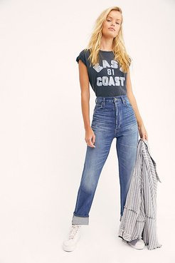Lady Lee Rider Jeans at Free People Denim