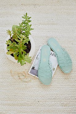 Barefoot In The Park Sandals by Seychelles at Free People, Seafoam, US 8