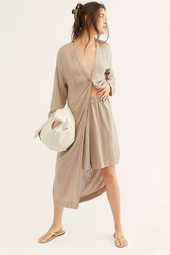 Outfit Goals Set by Endless Summer at Free People, Stone Taupe, XS