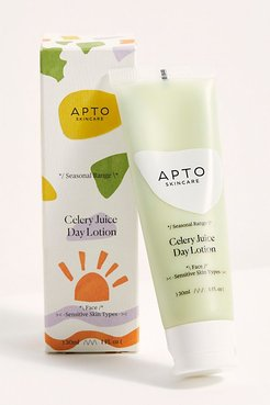 Celery Juice Day Lotion by APTO Skincare at Free People, One, One Size
