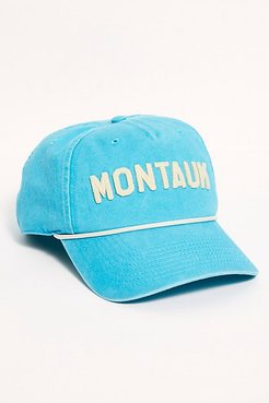 Summer Vacay Baseball Cap by American Needle at Free People, Lake Blue, One Size