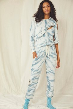 World Jumpsuit by n:Philanthropy at Free People, Sky Cashmere, M