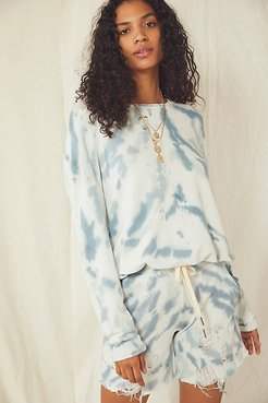 Olympia Sweatshirt by n:Philanthropy at Free People, Sky Cashmere, S
