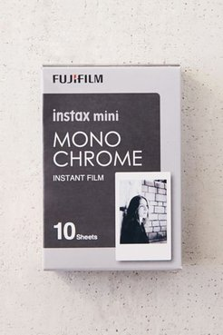 Instax Monochromatic Film - Black ALL at Urban Outfitters