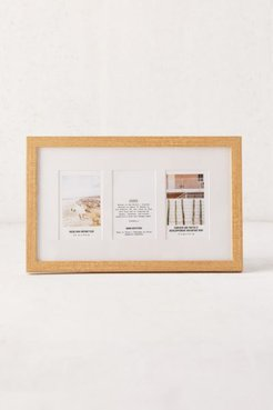 Multi Instant Picture Frame