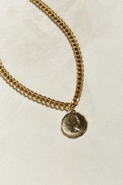 Realm Necklace - Gold at Urban Outfitters