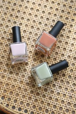 UO Nail Polish - Beige at Urban Outfitters