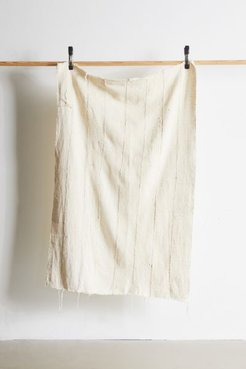 Authentic Mudcloth Textile - Beige at Urban Outfitters