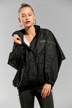 Long Time Coat - Black M at Urban Outfitters