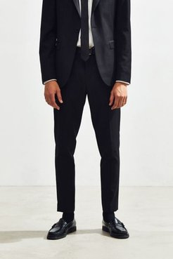 UO Skinny Fit Suit Pant - Black 32 Reg at Urban Outfitters