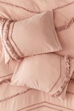 Flaunt Tufted Sham Set - Purple at Urban Outfitters