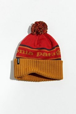 Patagonia Powder Town Beanie - Gold at Urban Outfitters