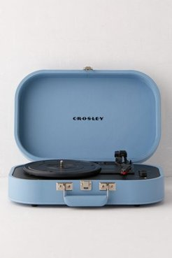 Crosley Discovery Bluetooth Record Player - Blue at Urban Outfitters