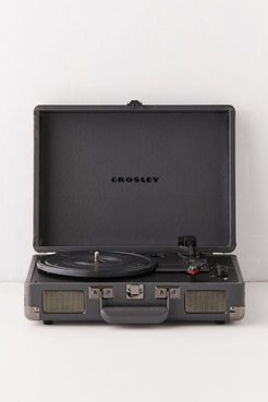 Crosley Slate Cruiser Bluetooth Record Player - Grey at Urban Outfitters