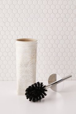 Ayla Toilet Brush - White at Urban Outfitters