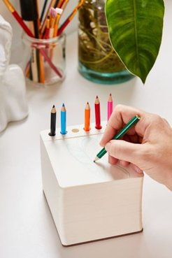 Chunky Sketchpad Set - White at Urban Outfitters