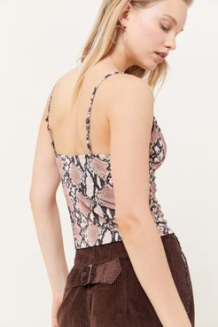 UO Ruby Cowl Neck Cami