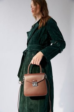 Balance Top Handle Crossbody Bag - Brown at Urban Outfitters