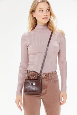 Dey Crossbody Bag - Brown ALL at Urban Outfitters