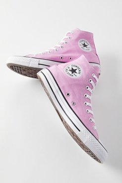 Converse Chuck Taylor All Star Seasonal Color High Top Women's Sneaker - Pink 10.5 at Urban Outfitters