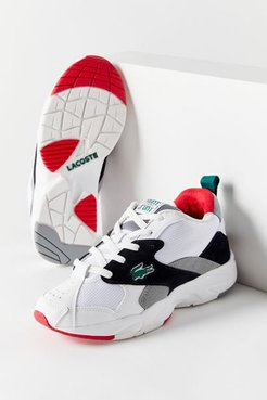Lacoste Storm 96 Women's Sneaker - Black 8 at Urban Outfitters