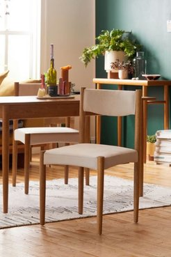 Huxley Dining Chair - Beige at Urban Outfitters