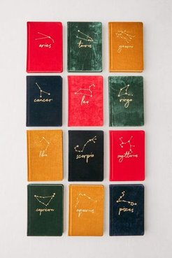 Velvet Zodiac Journal - Cancer at Urban Outfitters