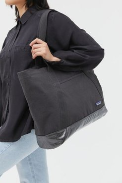 Patagonia Stand-Up Tote Bag - Black at Urban Outfitters