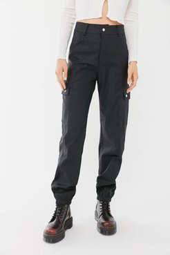 Jett Cargo Pant - Black L at Urban Outfitters