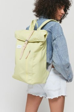 Dante Roll-Top Backpack - Yellow at Urban Outfitters