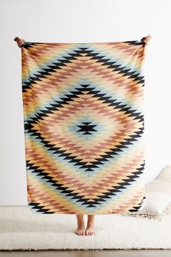 White Sands Fleece Throw Blanket - Assorted at Urban Outfitters
