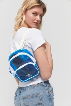 adidas Originals Tinted TPU Mini Backpack - Blue at Urban Outfitters