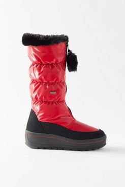 Toboggan 2.0 Light Winter Boot - Red 11 at Urban Outfitters