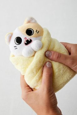 Purrito Plushie - Pink at Urban Outfitters