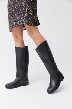 UO Judy Riding Boot - Black 10 at Urban Outfitters