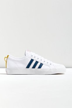 adidas Nizza Women's Sneaker - White 8 at Urban Outfitters