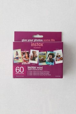 Fujifilm Instax Mini - 6-Pack - Assorted at Urban Outfitters