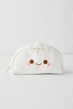 Dumpling Pencil Case - White at Urban Outfitters