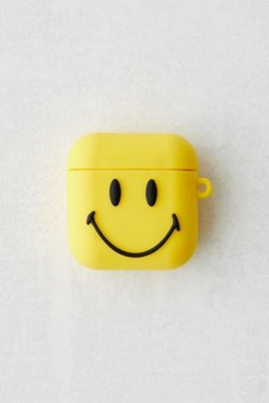 X Smiley UO Exclusive AirPods Case - Yellow at Urban Outfitters