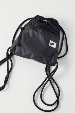 Nike Air Extra-Small Gym Sack - Black at Urban Outfitters