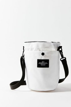 Small Circle Shoulder Bag - White at Urban Outfitters