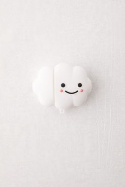 Cloud-Shaped Silicone AirPods Case - White at Urban Outfitters