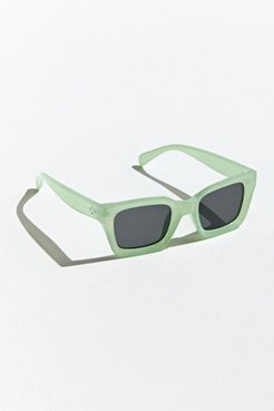 Beveled Square Sunglasses - Mint at Urban Outfitters