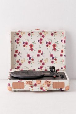 Crosley UO Exclusive Poppy Floral Cruiser Bluetooth Record Player - Assorted at Urban Outfitters
