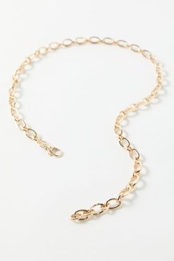 UO Monica Chain Belt - Gold S/m at Urban Outfitters