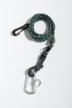 UO Trail Chain Belt - Green at Urban Outfitters