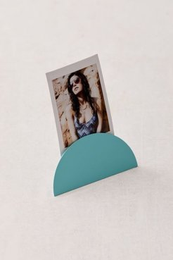 Semicircle Photo Clip Stand - Blue at Urban Outfitters