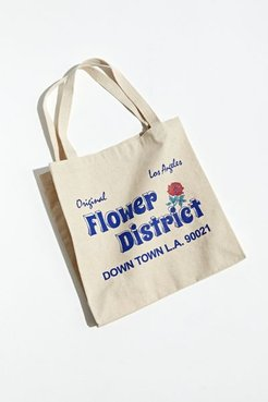 Flower District Tote Bag